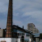 2003年10月30日 旧井田硝子煙突